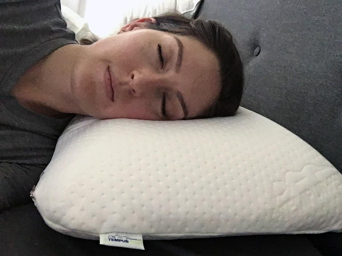 TempurSymphony Pillow Review