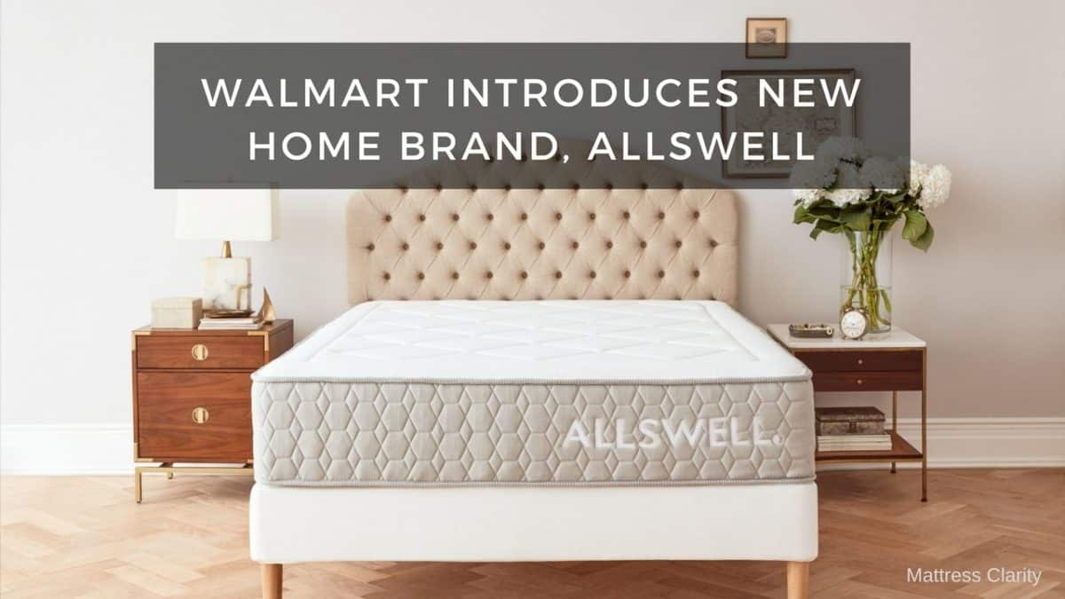 Walmart Introduces New Home Brand Allswell
