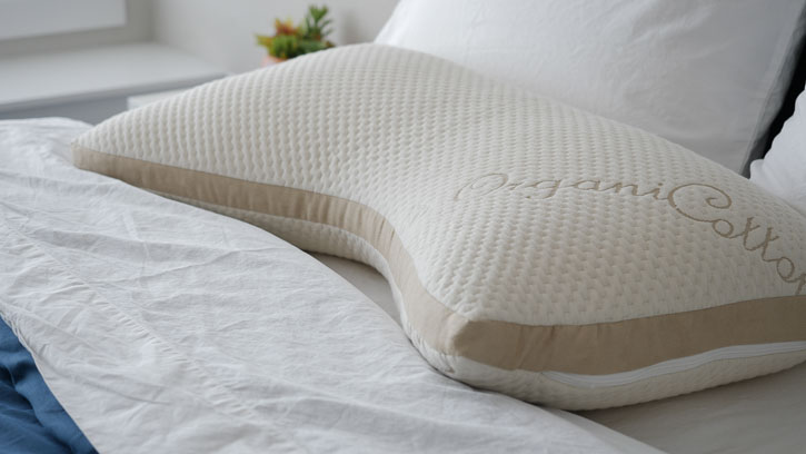 eli elm organic cotton side sleeper