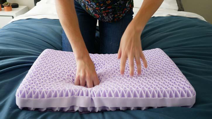 purple plush pillow review 2021 update