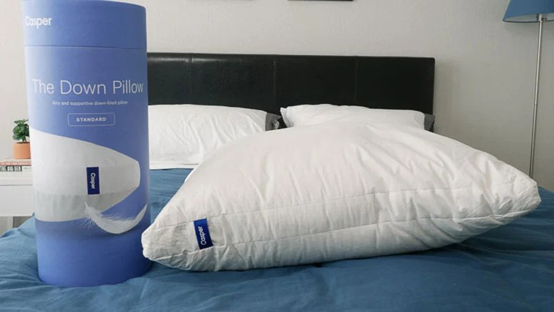 casper down pillow review who is down