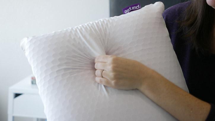 purple harmony pillow review 2021
