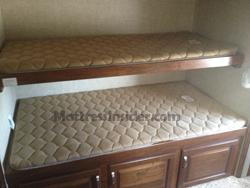 rv sofa bed replacement mattress white denim slipcovers bunk mattresses | camper