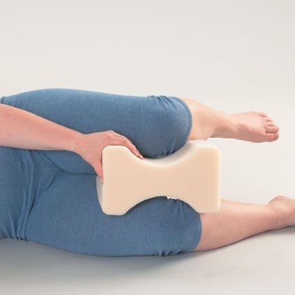 Leg Pillow Is The Secret To Fixing Lower Back Pain