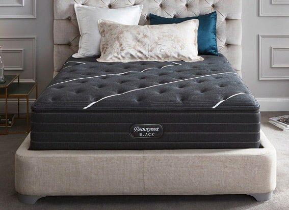 simmons beautyrest mattress reviews