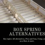 All Box Spring Alternatives Substitutes 10 Pg Pros Cons Guide