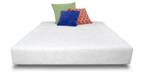 Resort Sleep Queen size 10-Inch Cool Memory Foam Mattress