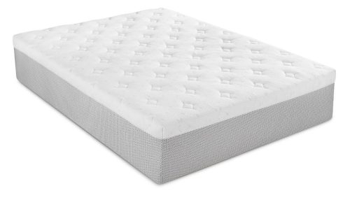Serta 14-inch Gel Memory Foam Mattress