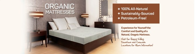 Organic Mattresses Inc