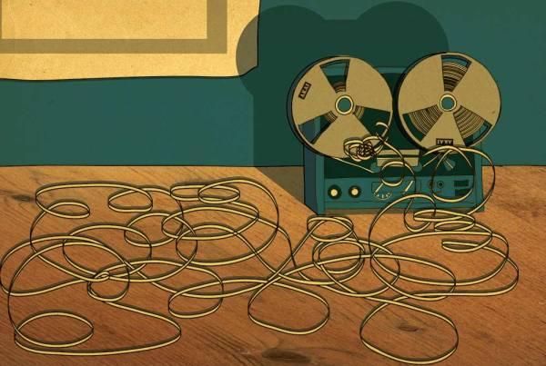 entangled illustration friday