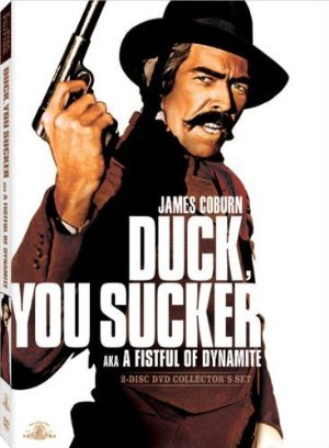 Duck, You Sucker poster