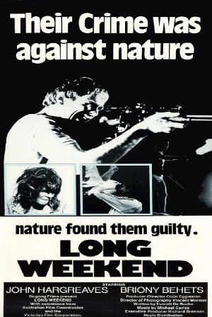 Long Weekend poster
