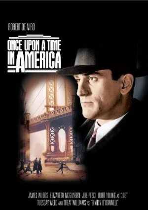 Once Upon a Time in America poster
