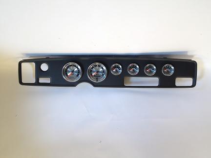 Rpm Tach Wiring 70 81 Firebird Dash Panel W American Muscle Gauges