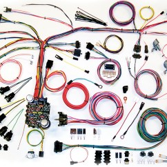 67 Camaro Wiring Harness Diagram 7 Way Trailer 68 Classic Update 500661