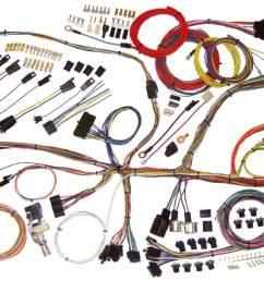 62 67 nova classic update wiring harness [ 1600 x 791 Pixel ]