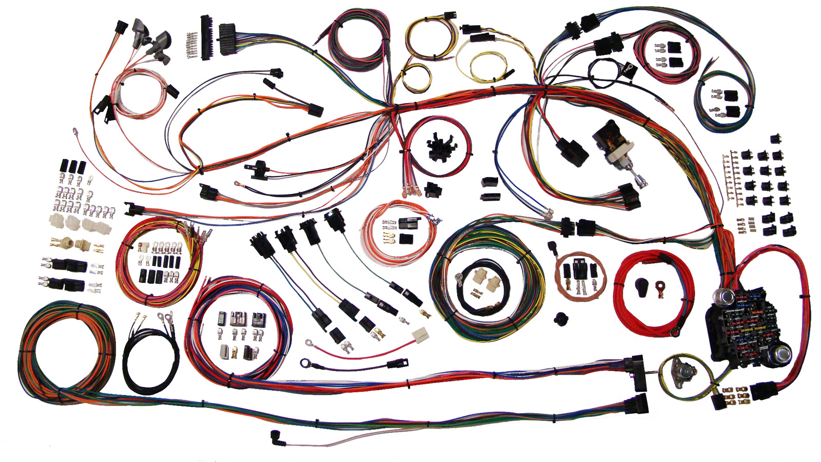 hight resolution of 68 69 chevelle classic update wiring harness