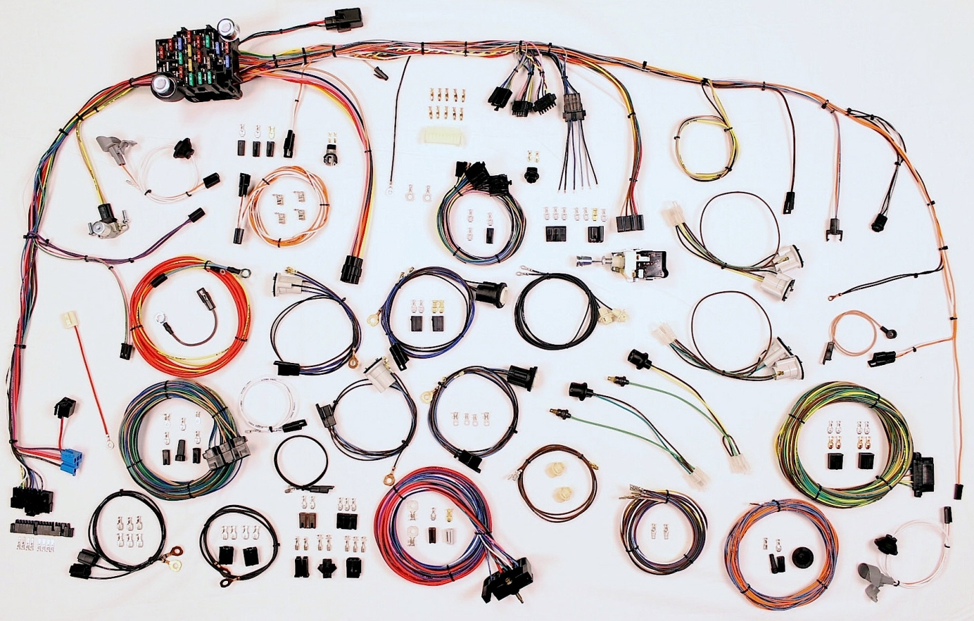 hight resolution of 73 82 chevy gmc classic update harness kit 510347 73 gmc wiring harness source custom 73 impala