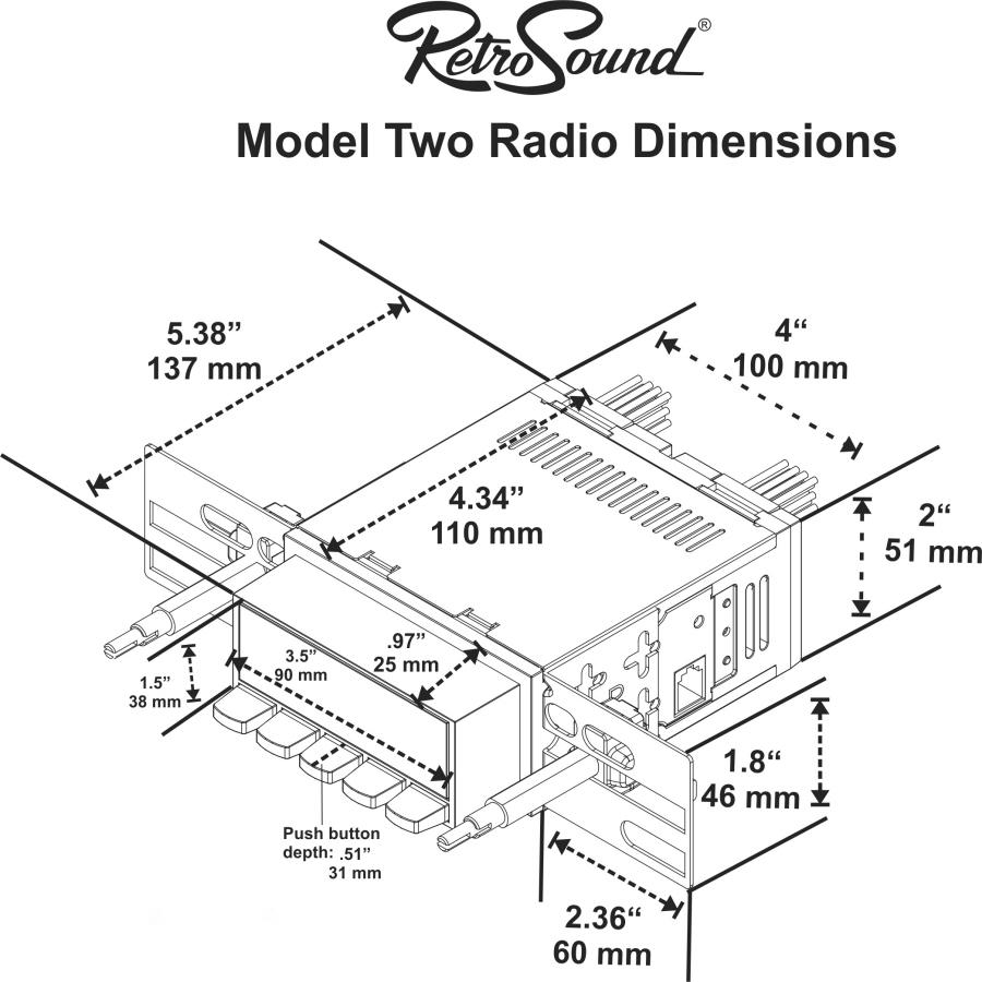 Retro Sound Wiring Diagram : 26 Wiring Diagram Images