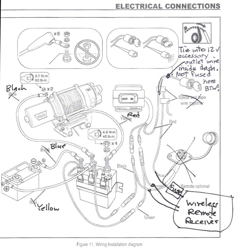 Warn Atv Winch Wiring Schematic - Wiring Diagram