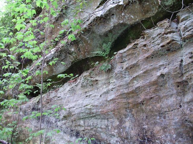 Bridge Natural Gorge River Red