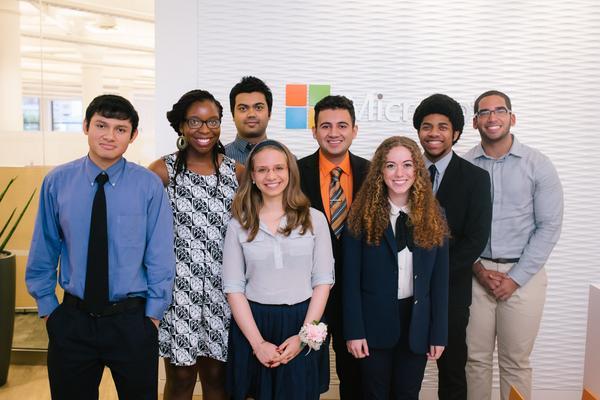 Data Science School students