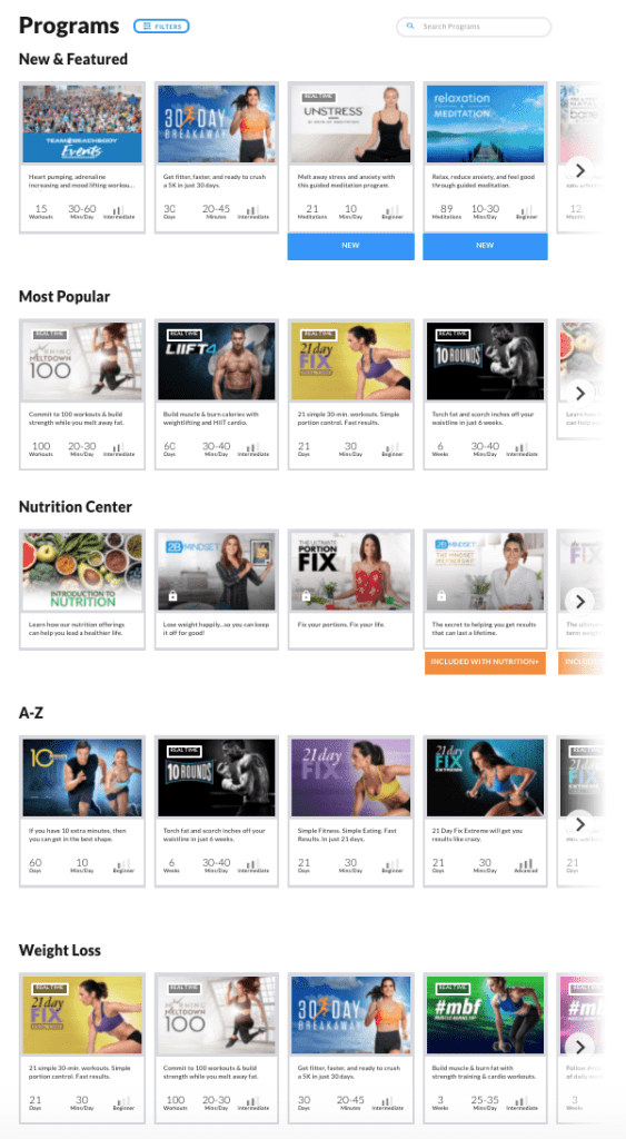 Make money with Beachbody? Not trying to sell all these programs.