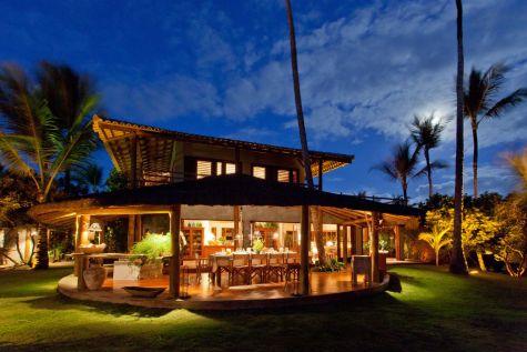 Carrossel aluguel de casas de luxo Villa 17 em Trancoso Bahia 5 1