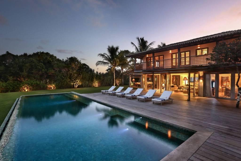 Geral aluguel de casas de luxo Villa21 em Trancoso Bahia 7