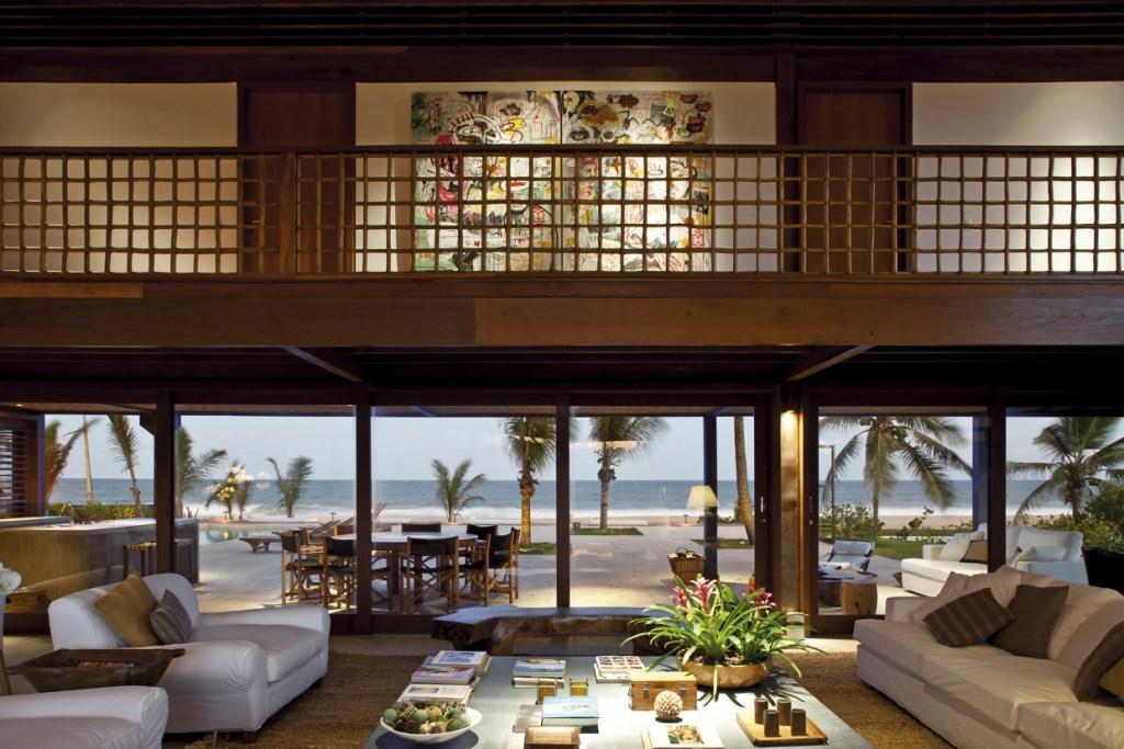 Carrossel aluguel de casas de luxo Villa01 em PraiaInterlagos Bahia 3