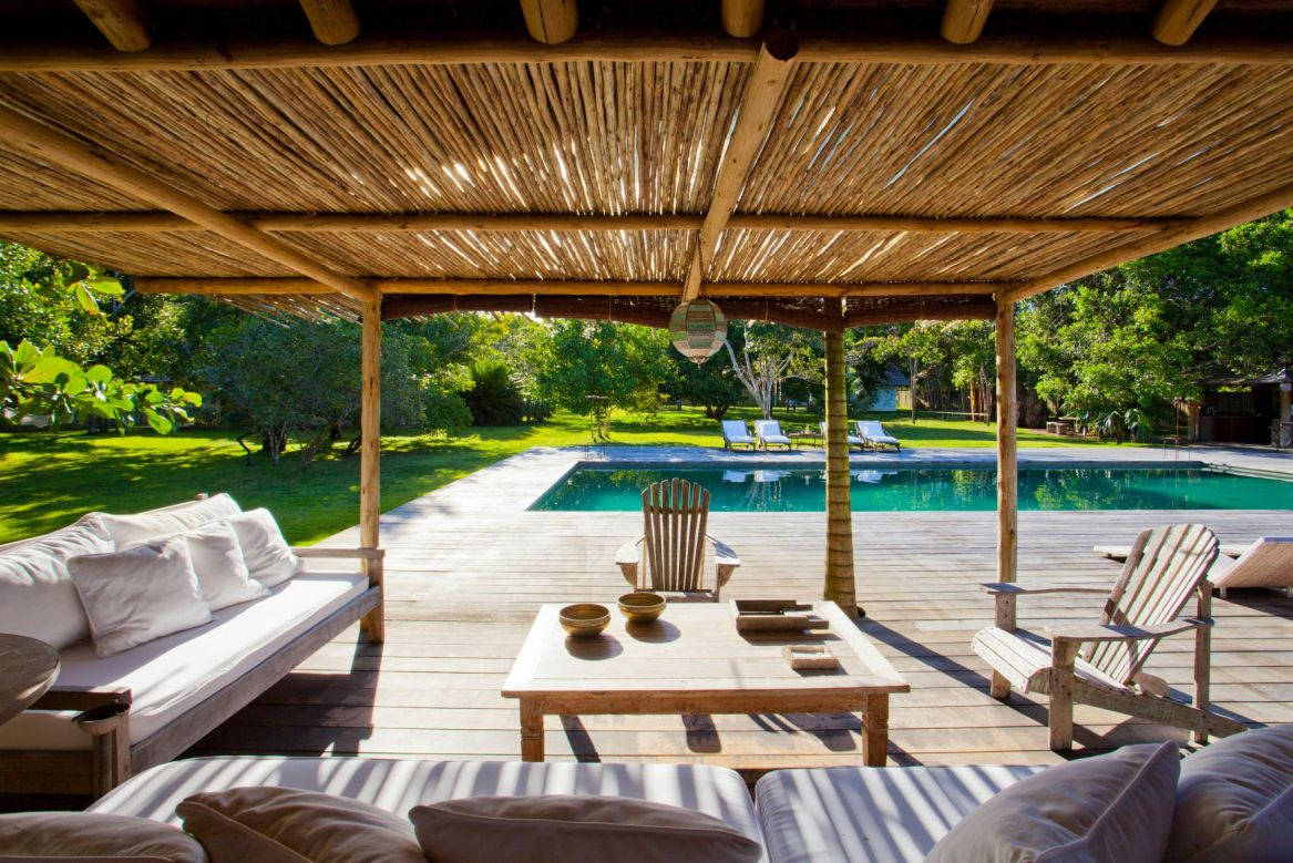 Carrossel aluguel de casas de luxo Villa32 em Trancoso Bahia 3