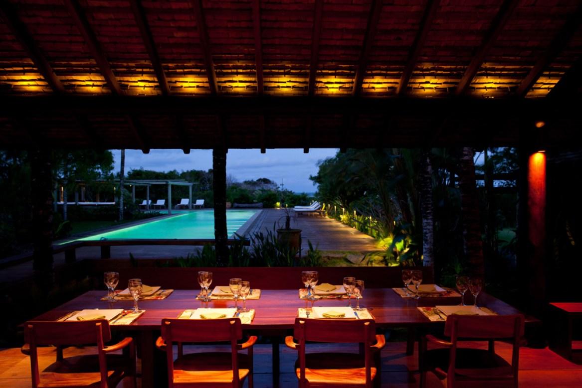 Geral aluguel de casas de luxo Villa 16 em Trancoso Bahia 25