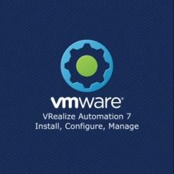 vmware vrealize automation 7