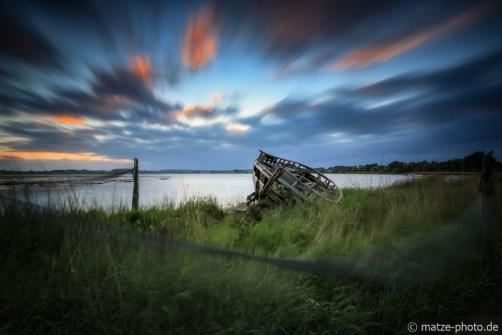 Hejlsminde-Daenemark-Bootswrack