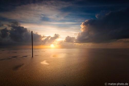 Sonnenuntergang-St.Peter-Ording-Landschaftsfotografie