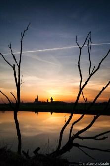Sonnenuntergang-Altmark-Tangermuende-Landschaftsfotografie