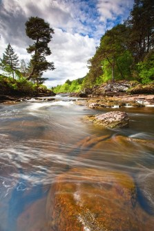 Falls-of-Dochart-Schottland