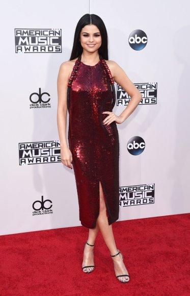 Selena Gomez de Givenchy