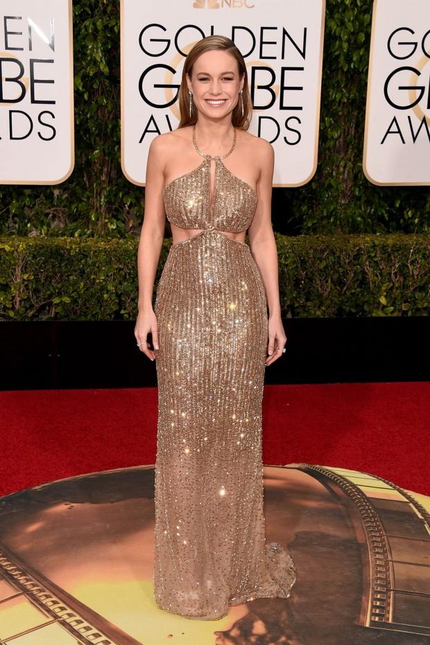 Brie Larson de Calvin Klein-laiscavalari