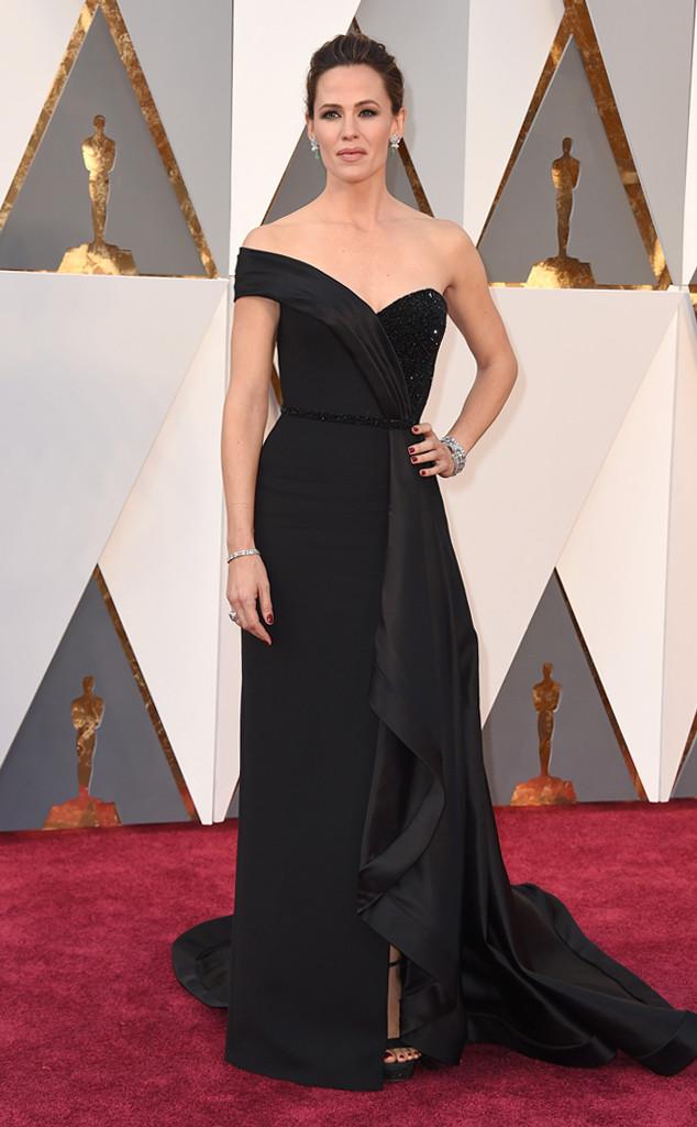 Jennifer Garner de Atelier Versace
