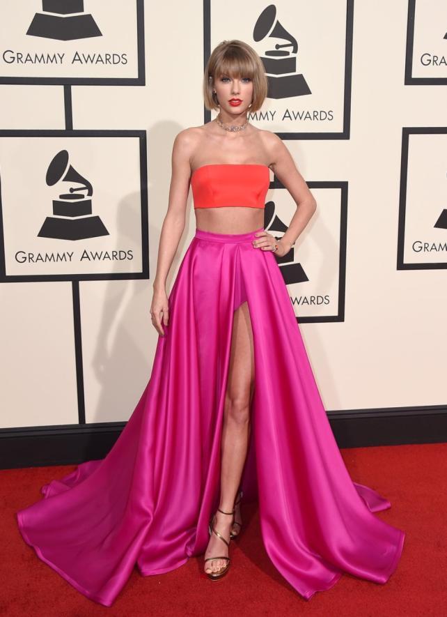 Taylor Swift de Atelier Versace