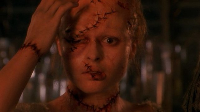 """Frankenstein de Mary Shelley"" (1994)"