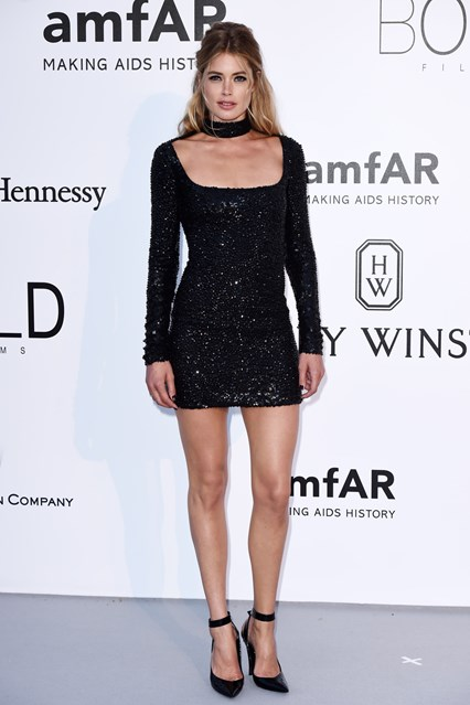 Doutzen Kroes veste Tom Ford