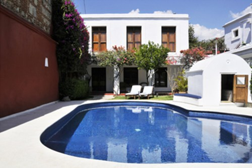 the-pool-at-Casa-Oaxaca