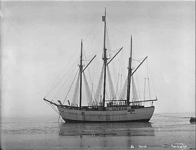 Polarskipet Maud