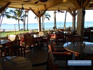 Five Palms Dining Area