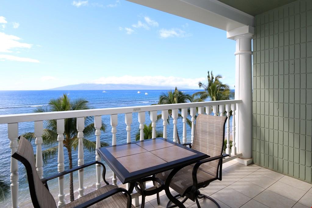 Lahaina Shores 505  Maui Condo Homes