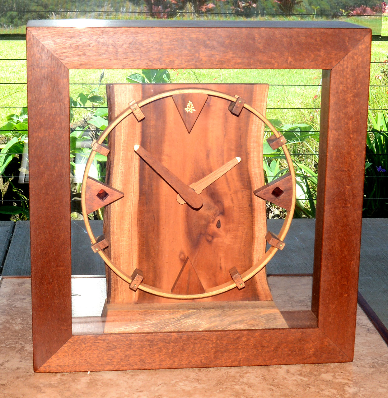 Garys Wooden Clocks