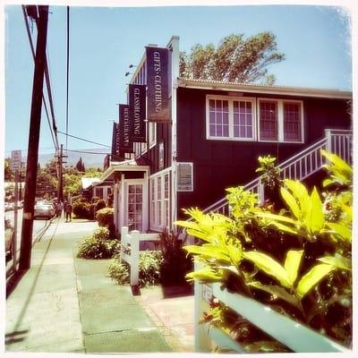 Makawao Maui Hawaii - real estate info. links   Georgie Hunter
