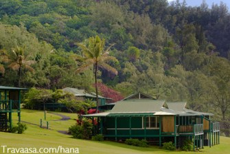 Hana Resort Accommodations